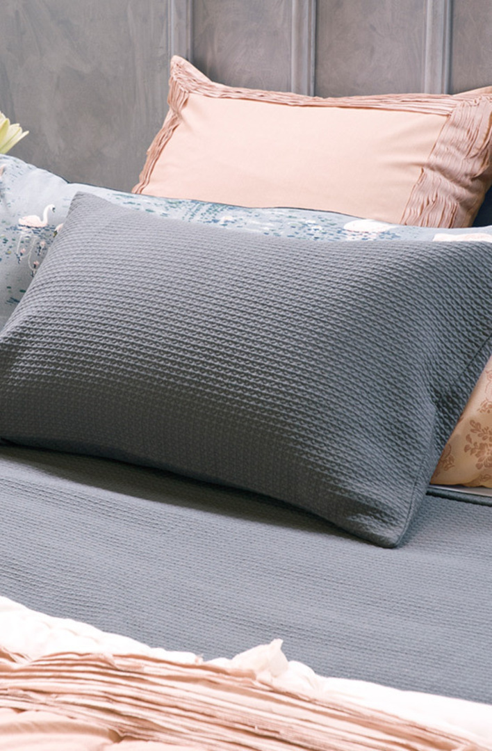 Bianca Lorenne - Valentina Slate Bedspread / Pillowcase/Eurocase image 3