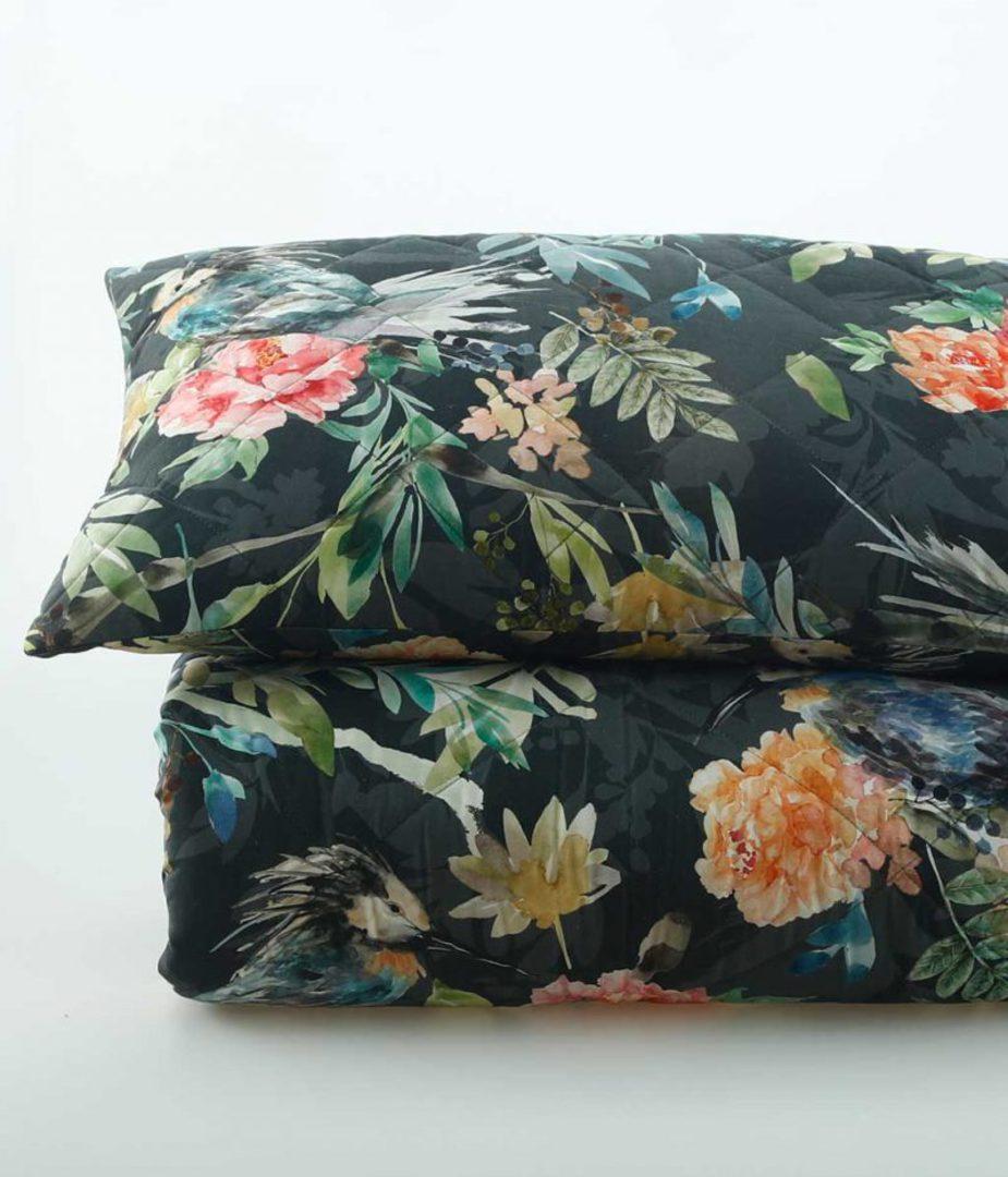 MM Linen  - Kiku Comforter Set - Large Comforter - ON SALE image 1