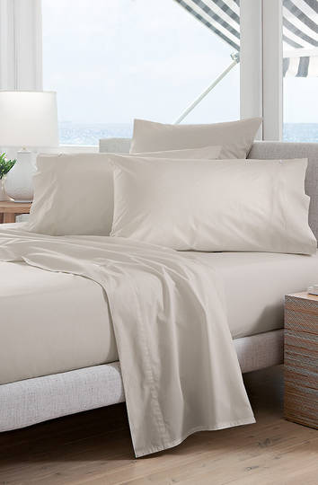 Sheridan Classic Percale Sand Sheet Sets/Pillowcases Sold Separately