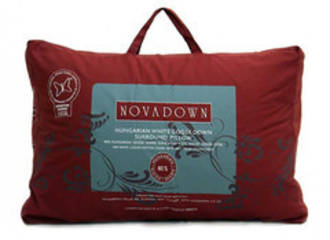Novadown Hungarian 80% Goose Down Pillow