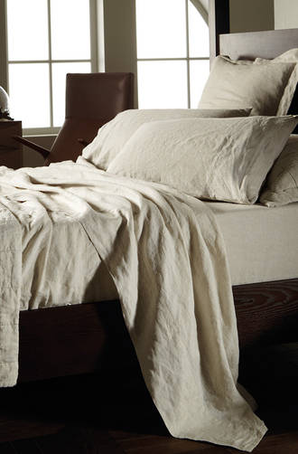 Sheridan Abbotson Flax Linen Sheets / Pillowcases Sold separately