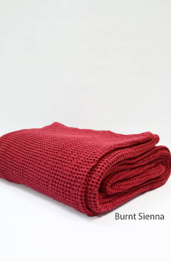 Baksana - New Bliss Stonewashed Blankets