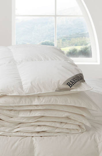 Baksana - 95/5 Summer White Hungarian Goose Down Feather Duvet Inner