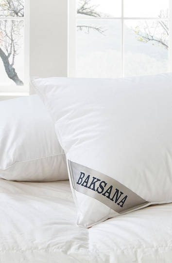 Baksana - Double Chamber Hungarian Goose Down Feather Pillow