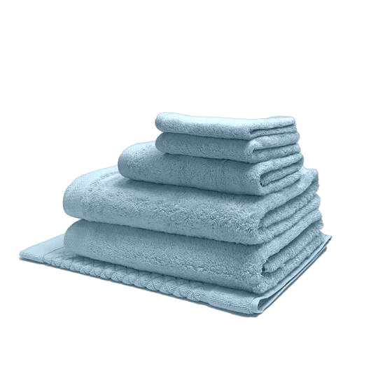 Baksana - Bamboo Towels - Sky Blue