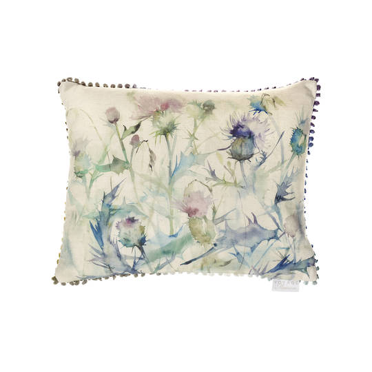 Voyage Maison - Damson Bristle Cushion