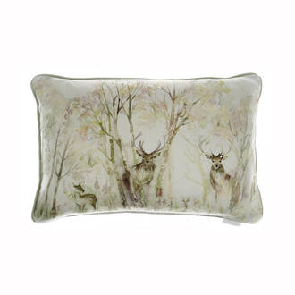 Voyage Maison Enchanted Forest Linen Cushion
