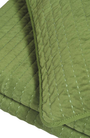 MM Linen - Etienne Green Comforter Set
