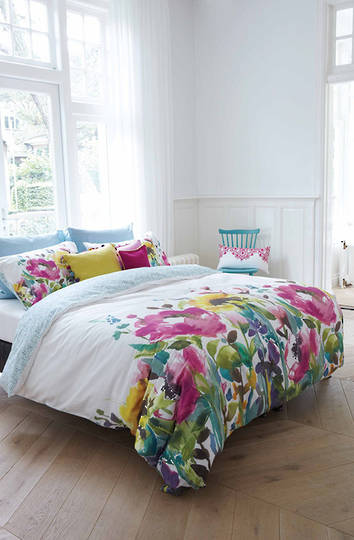 Bluebellgray - Giverny Duvet Cover Set - King - ON SALE