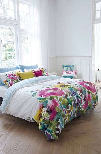 Bluebellgray - Giverny Duvet Cover Set