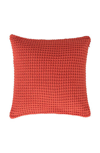 Sheridan Haden Blood Orange Throw & Cushion / Eurocase