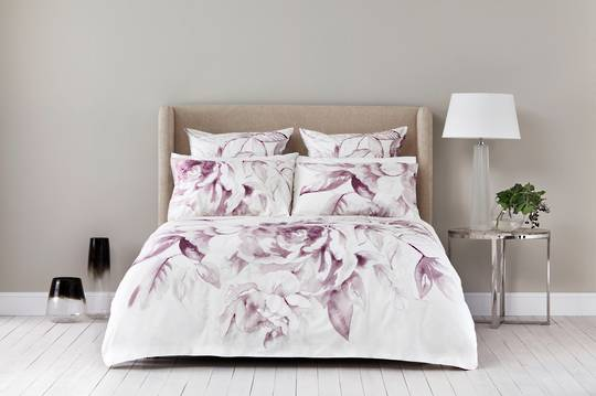 Sheridan - Hadfield Duvet Cover - Cashmere