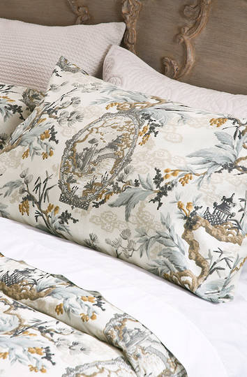 Bianca Lorenne - Hanami Natural  Pillowcases