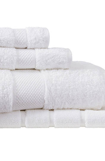 Sheridan - Luxury Egyptian Cotton Towel & Face Washer - Snow