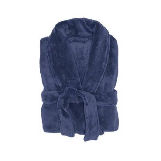 Bambury - Microplush Robe - Denim