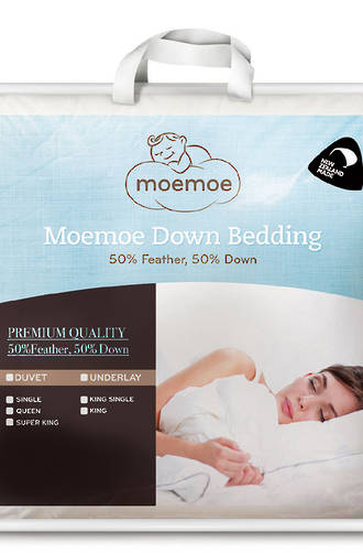 MoeMoe Feather & Down Duvet Inner 50/50