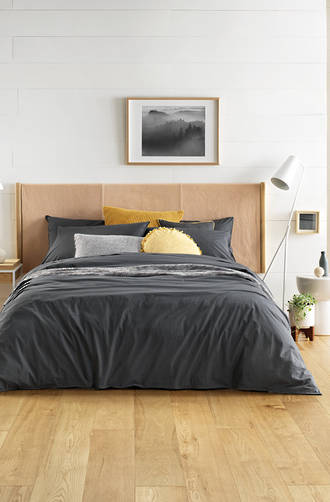 Sheridan Nashe Carbon Duvet Cover Set
