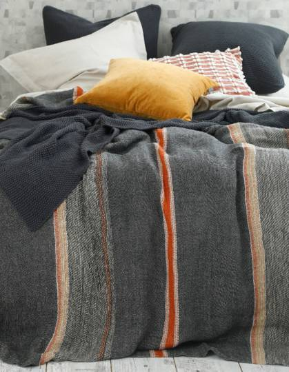 MM Linen - Faro Linen Throws