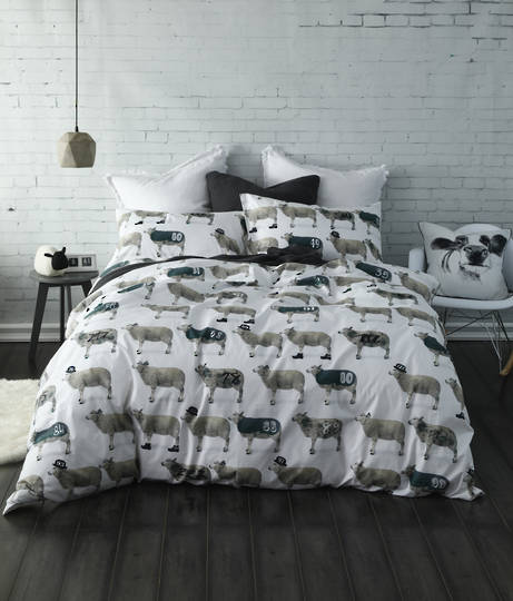 MM Linen - Counting Sheep Duvet Set