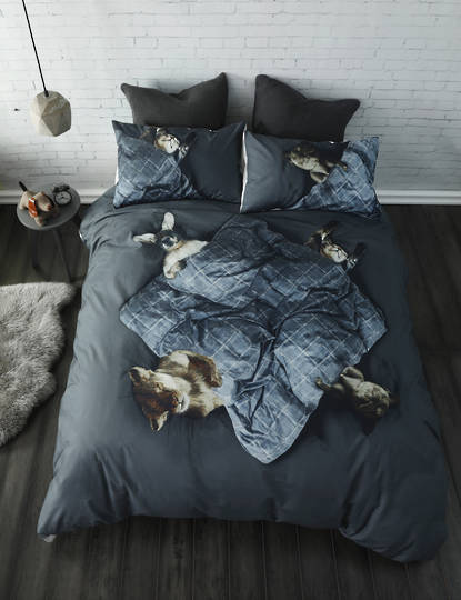 MM Linen - Top & Tail Duvet Set