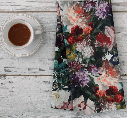 MM Linen - New Season Tea Towels - Fiori