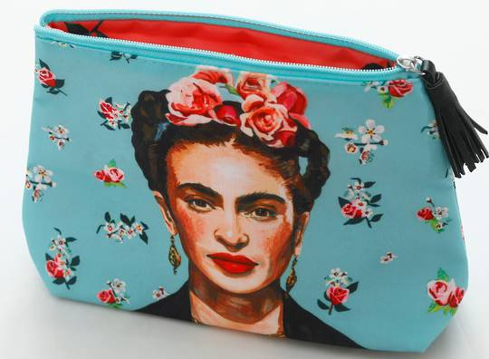 MM Linen - Frida Make Up Pouch