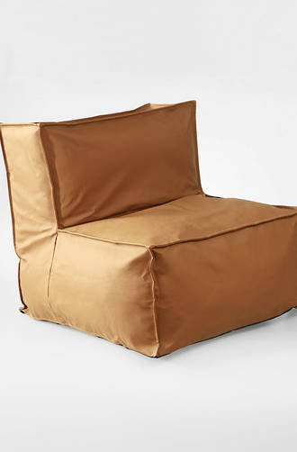 MM Linen - Sierra Tan Beanbag