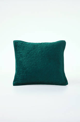 MM Linen - Naja Deep Teal Cushions