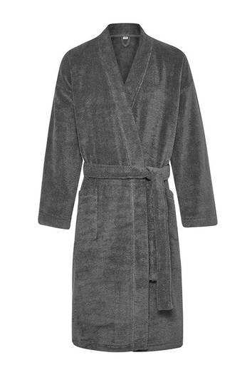 Sheridan - Quick Dry Luxury Robe - Graphite