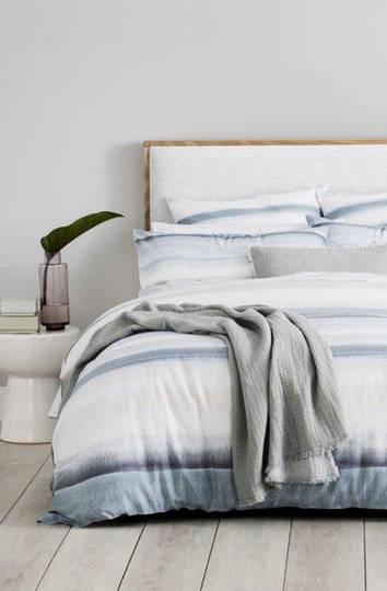 Sheridan - Rockpool Chambray Duvet Cover Set
