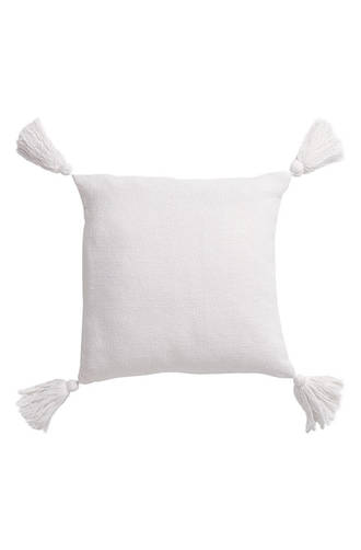 Sheridan Saddington White Cushions