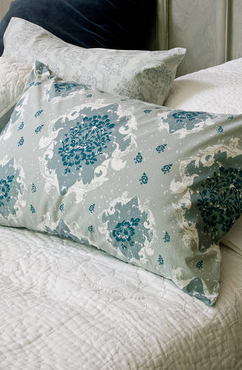 Bianca Lorenne  - Serafena  Pillowcase - Duck Egg