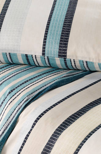 Sheridan Stanmore Kingfisher Duvet Cover Set
