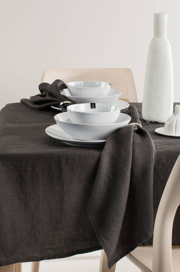 Importico - Himla Tablecloths/Napkins/Table Runner - Khol