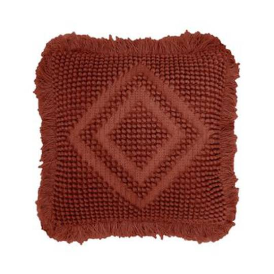 Bambury - Timma Cushion - Brick