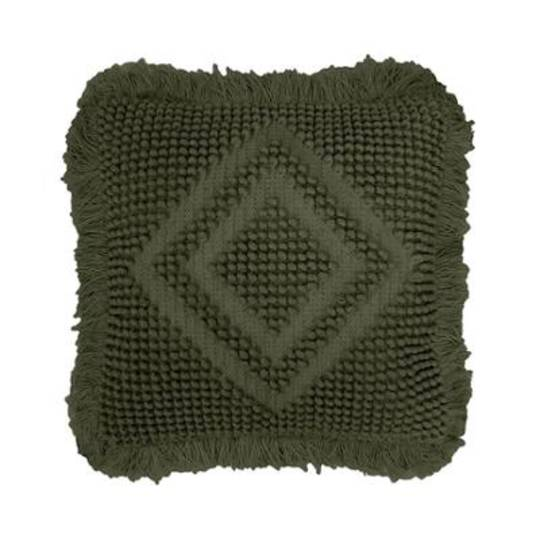 Bambury - Timma Cushion - Olive