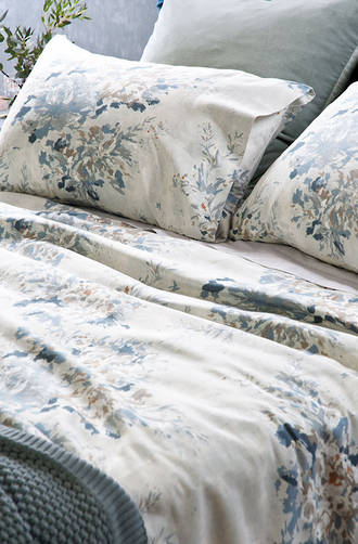 Bianca Lorenne - Vernice Natural Duvet Cover Set