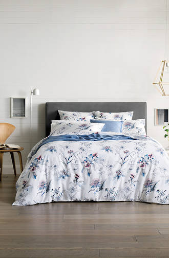 Sheridan Wanderings Breeze Duvet Cover