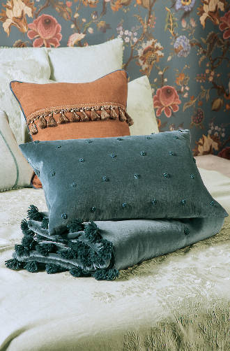 Bianca Lorenne - Arancia Ocean Comforter /  Eurocases and Cushion Sold Separately