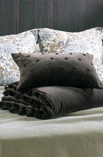 Bianca Lorenne - Arancia Walnut Comforter / Eurocases and Cushion Sold Separately