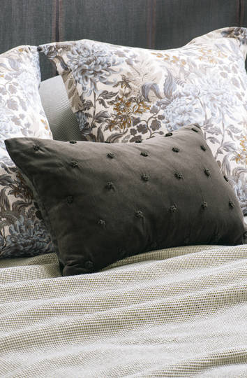 Bianca Lorenne - Arancia Cushion - Walnut
