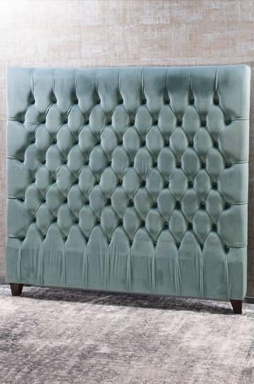 Bianca Lorenne - Bettino Headboard - Ocean