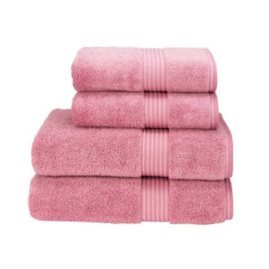 Seneca - Christy Supreme Hygro Towels, Hand Towels & Face Cloths - Blush