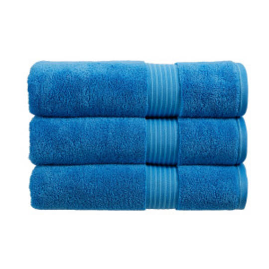 Seneca - Christy Supreme Hygro Towels, Hand Towels & Face Cloths - Cadet Blue