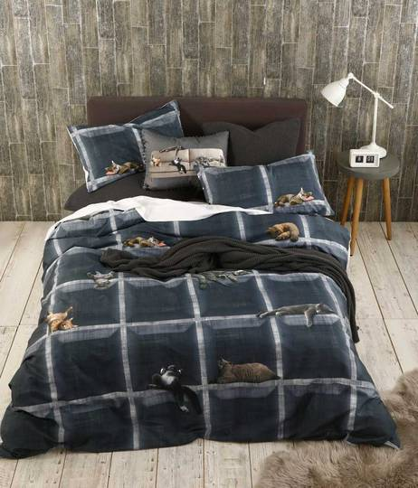 MM Linen - Cubby Duvet Set