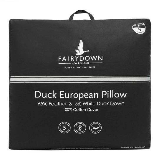 Fairydown - Duck Euro Pillow 95/5