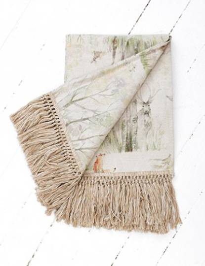 Importico - Voyage Maison Enchanted Forest Throw