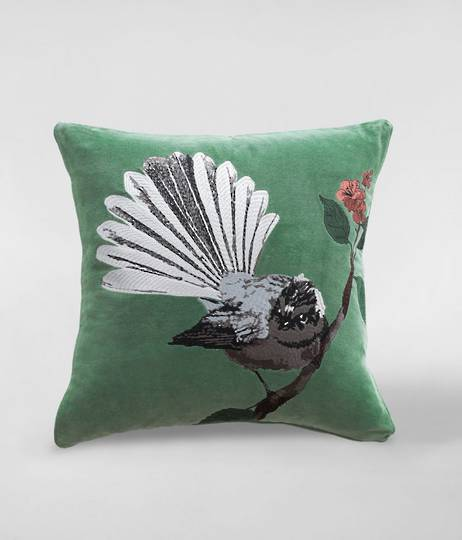 MM Linen - Fantail Cushion