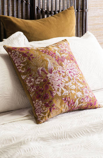 Bianca Lorenne - Giardino Antique Gold Cushion