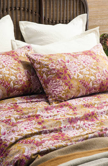 Bianca Lorenne - Giardino Antique Gold Duvet Cover Set